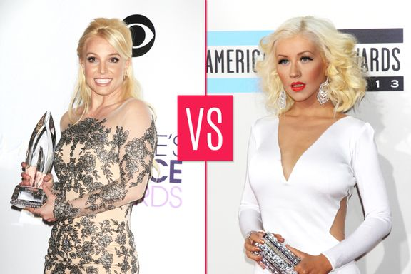 Britney Spears vs. Christina Aguilera