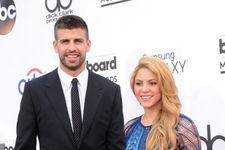 Shakira's Fiance Gerard Pique Shares Adorable Photo Of Kids