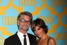 Lisa Rinna Reveals Husband's Shocking Past