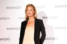 Kate Moss Reportedly Kicked Off Airplane For Disruptive Behavior