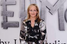"""J.K. Rowling Blasts Fan Who """"Can't See"""" Dumbledore As Gay"""