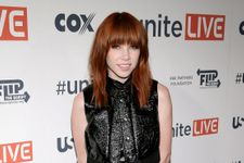 """Carly Rae Jepsen Returns With Yet Another Catchy Single, """"I Really Like You"""""""