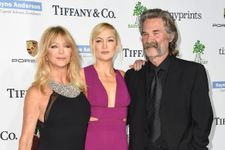 Kate Hudson, Goldie Hawn Post Sweet Birthday Messages For Kurt Russell