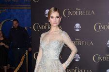 Lily James Talks About Liquid Diet For Her Cinderella Role