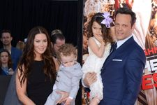 Vince Vaughn's Adorable Family Make Rare Red Carpet Appearance