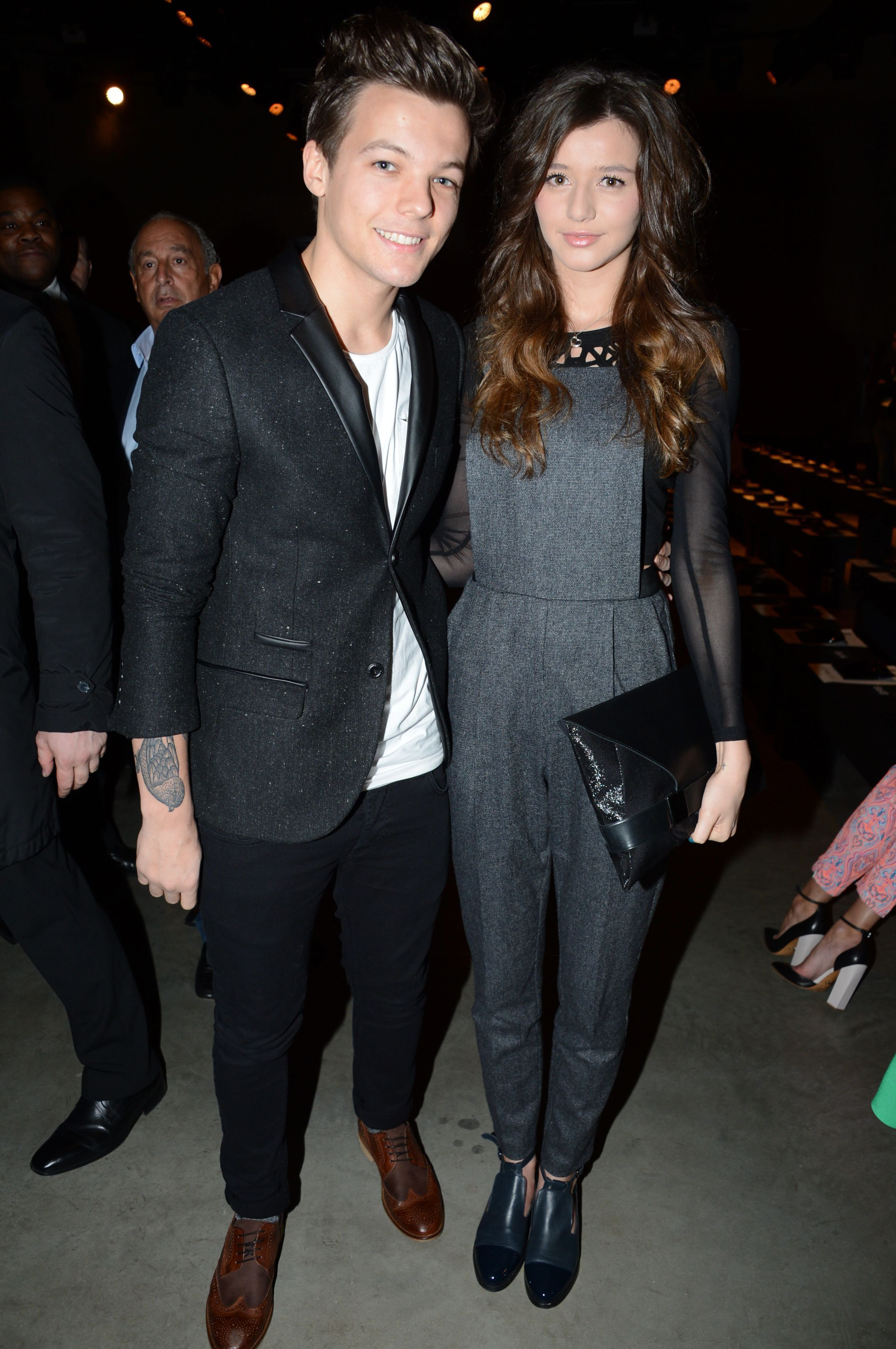 One Directions Louis Tomlinson Splits From Girlfriend