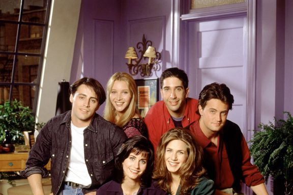 12 Funniest 'Friends' Episodes Ever
