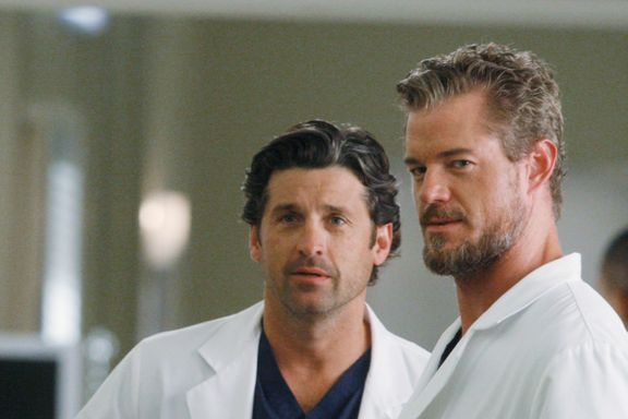 'Grey's Anatomy' Alums Eric Dane And Patrick Dempsey Reunite To Teach Fans How To Social Distance