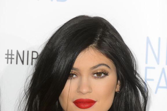 Cambios en el rostro de Kylie Jenner según Fame 10