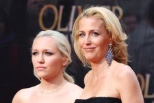 See Gillian Anderson's Lookalike Daughter All Grown Up
