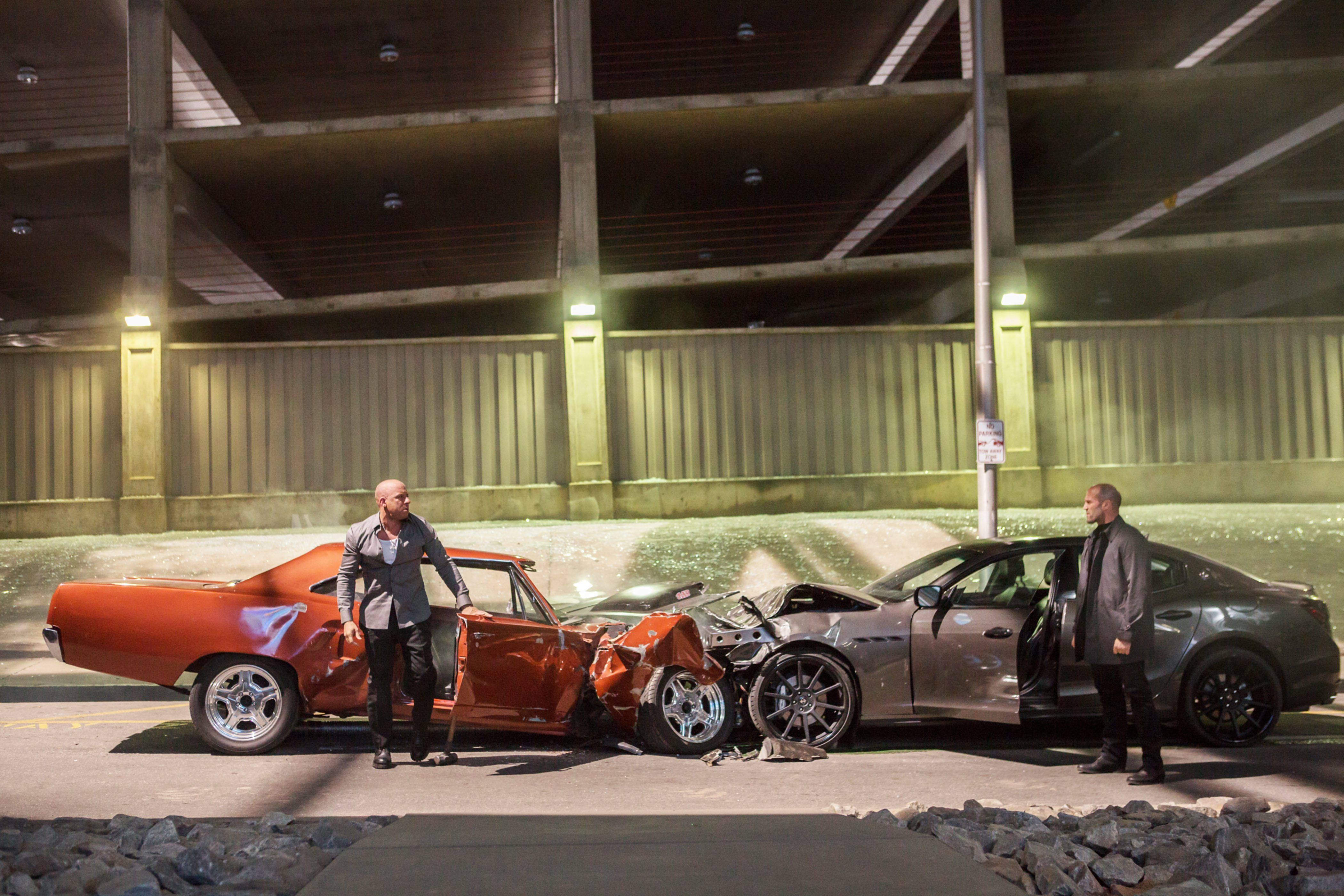 Furious 7 Breaks Box Office Records With Opening Weekend