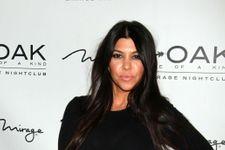 Kourtney Kardashian Reveals Post Baby Weight
