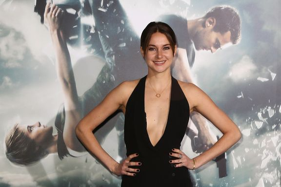Fame10 Fashion Evolution: Shailene Woodley