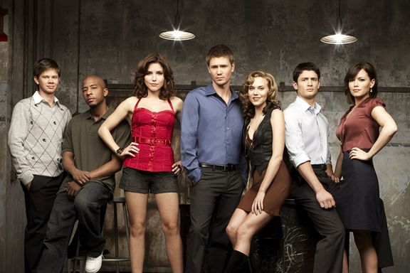 Chad Michael Murray Releases Statement Of Support To One Tree Hill Costars