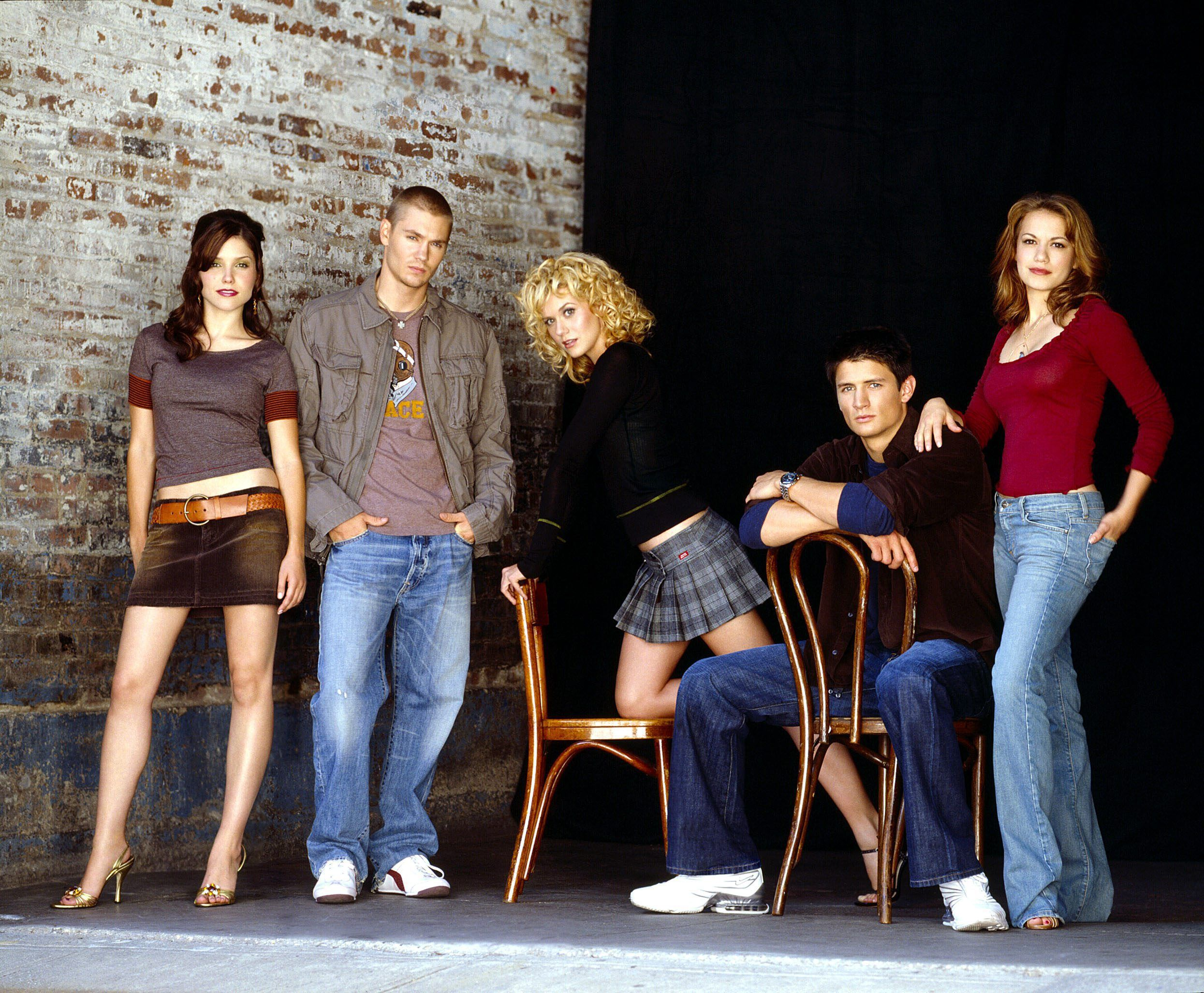 Things You Might Not Know About The Cast Of One Tree Hill - Fame10