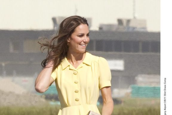 Fame10 Fashion Evolution: Kate Middleton