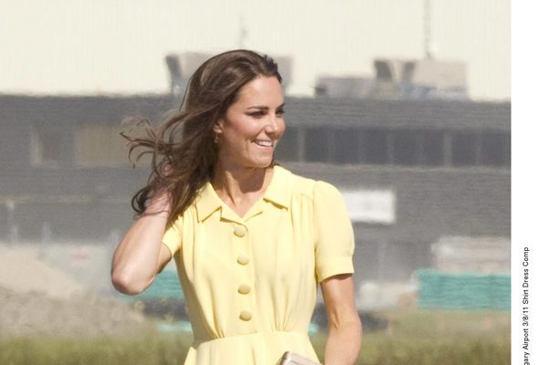 Fame10 Mode-Evolution: Kate Middleton