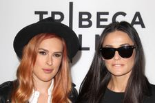 Rumer Willis And Mom Demi Moore Look Like Twins In New Photo