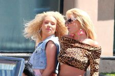 Britney Spears And Iggy Azalea Release Music Video For 'Pretty Girls'