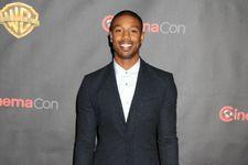 Michael B. Jordan Slams Critics Of His 'Fantastic Four' Casting