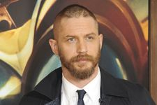 Tom Hardy Shuts Down Awkward Question From A Reporter At Press Conference