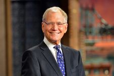 David Letterman Says Goodbye To The Late Show