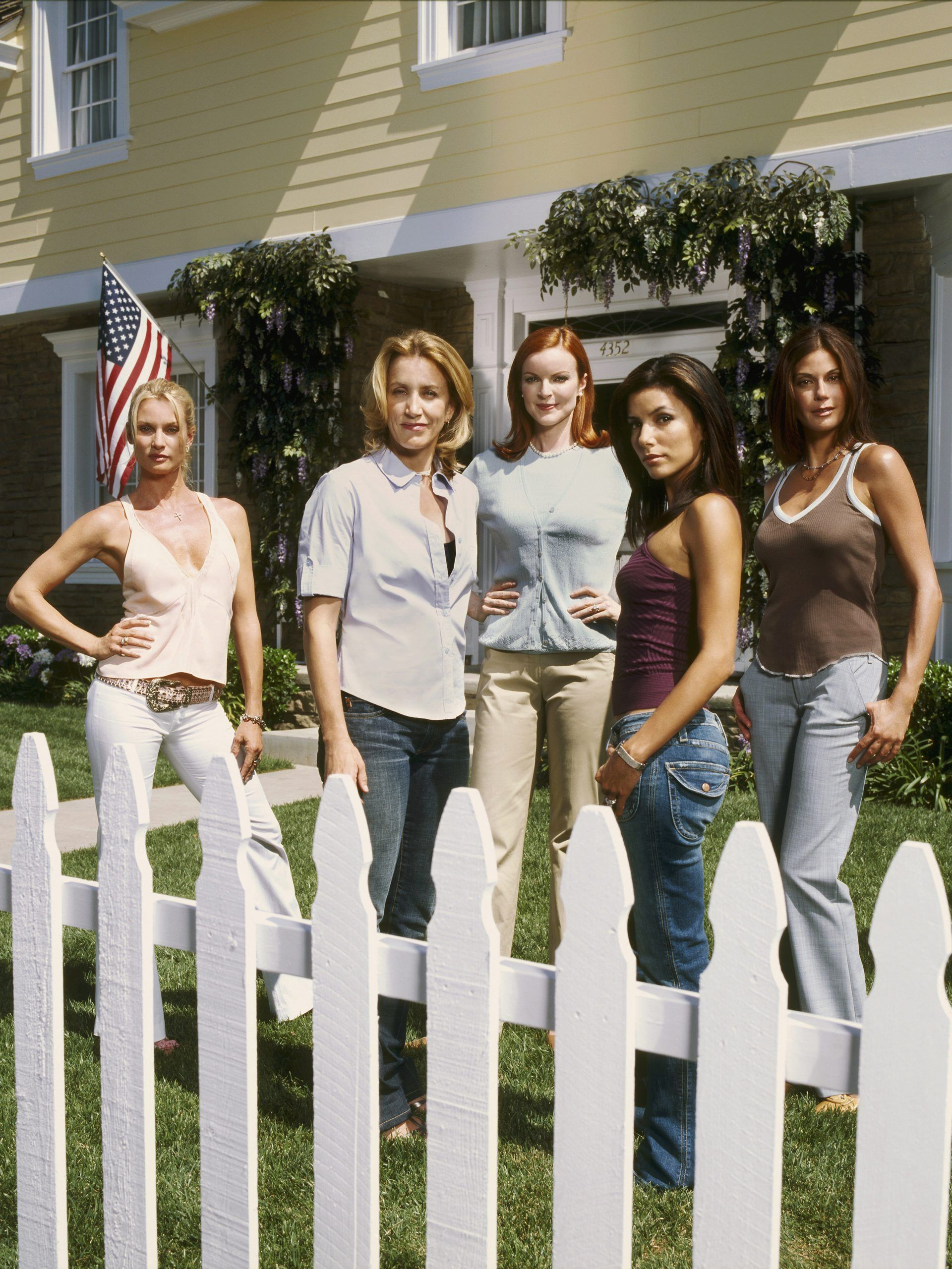 10 Things You Didn't Know About Desperate Housewives - Fame10