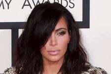 Face Evolution de Kim Kardashian