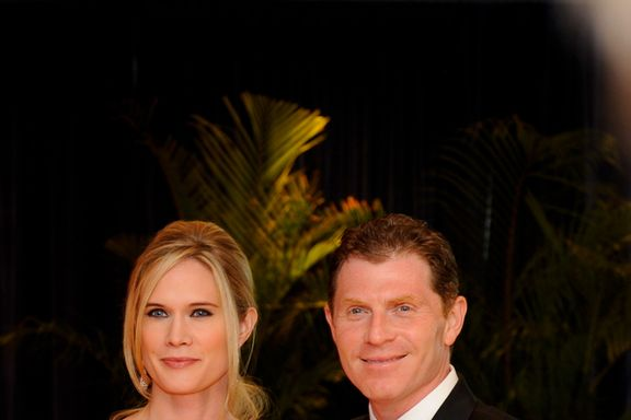 All The Salacious Details From Bobby Flay and Stephanie March's Divorce