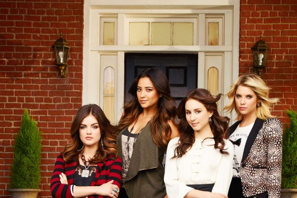 13 Things You Didn't Know About Pretty Little Liars