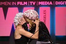Nicole Kidman Locks Lips With Naomi Watts On Stage At Women In Film Awards
