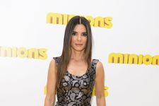 Sandra Bullock Looks Amazing In First Red Carpet Appearance In Over A Year