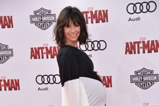 Evangeline Lilly Is Expecting Baby Number 2, Shows Off Baby Bump On Red Carpet