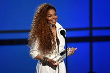 Janet Jackson Makes First Public Appearance In 2 Years At 2015 BET Awards