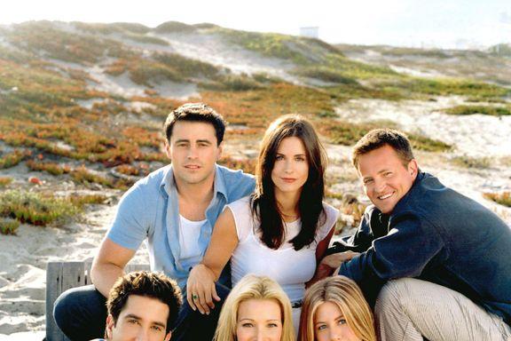 11 Deleted 'Friends' Scenes Everyone Must See