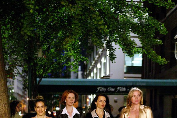 12 Reasons Sex And The City Made Us Want To Move To New York
