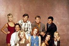 'Melrose Place' Cast Reunites For An Upcoming Televised Interview In New York City
