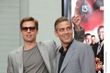 George Clooney Found Out About Brad Pitt's Divorce In An Interview