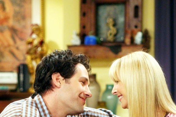 "Times Paul Rudd Stole The Show On ""Friends"""