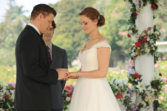 The 15 Best TV Weddings