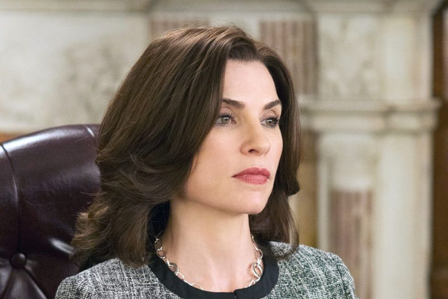 """Julianna Margulies Reveals Why She Isn't On The Good Fight: """"CBS Wouldn't Pay"""""""