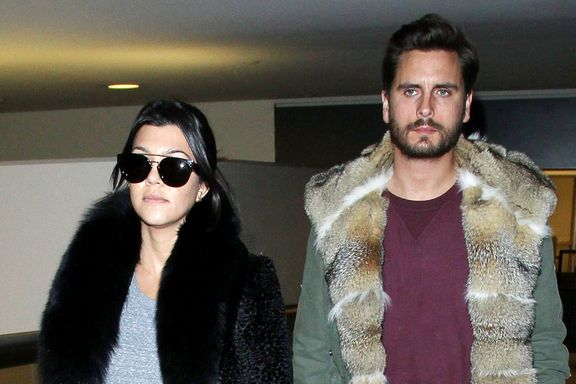 8 Signs That Kourtney & Scott Are Officially Broken Up