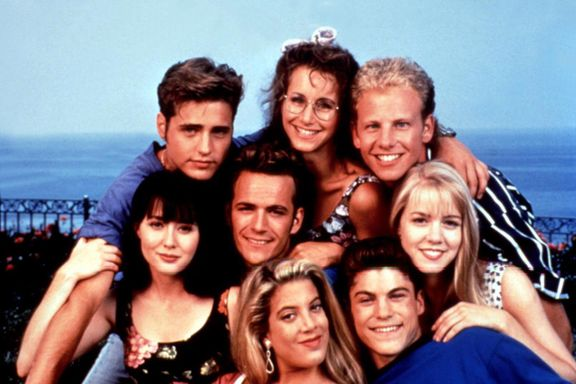 Beverly Hills 90210: 10 Rules For Coolness At West Beverly High