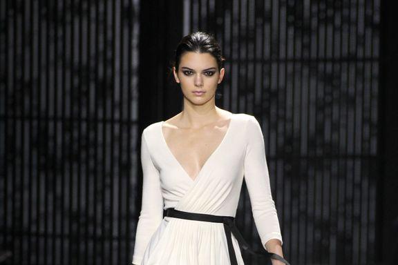 Los doce contratos de modelaje más exclusivos de Kendall Jenner