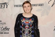 Lena Dunham Apologizes After Comparing Website To Abusive Husband