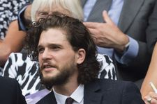 Kit Harington Gives Game Of Thrones Fans Hope Sporting His Jon Snow Hair