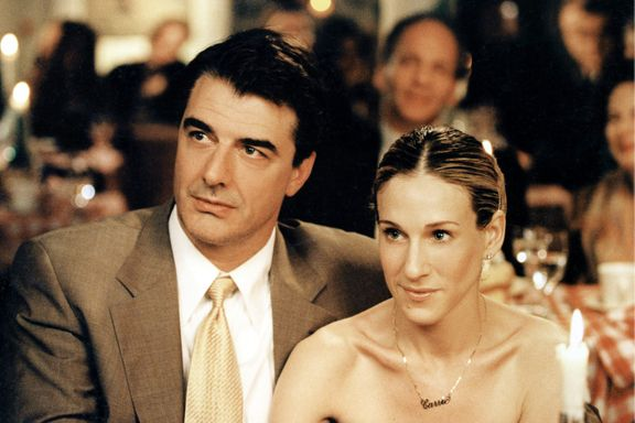 Sex And The City: los once mejores novios de Carrie Bradshaw