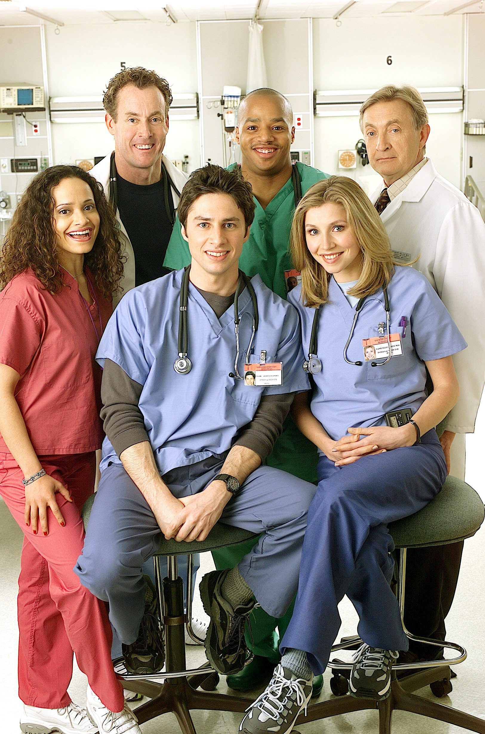 Cast Of Scrubs: How Much Are They Worth Now?
