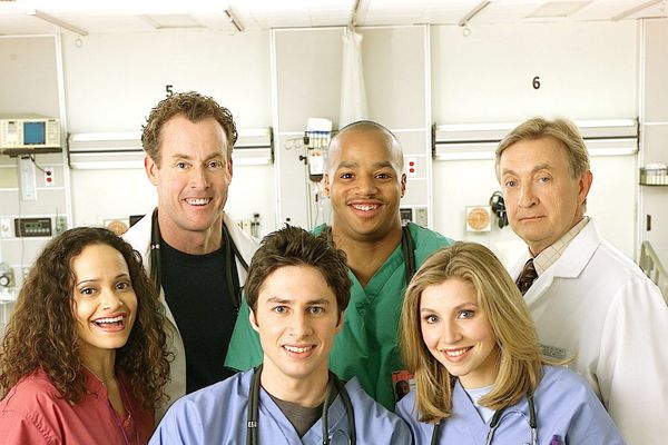 15 Things You Didn't Know About Scrubs