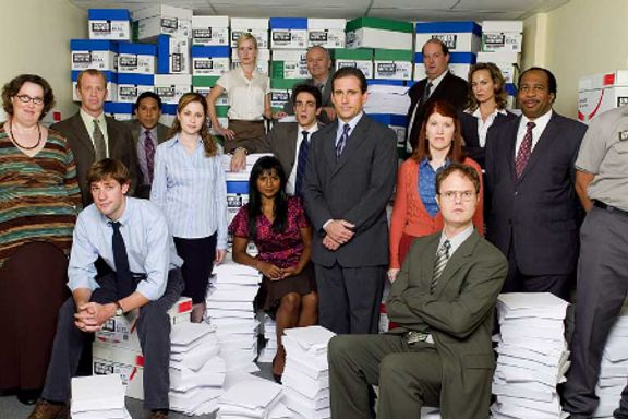 Quince curiosidades sobre The Office